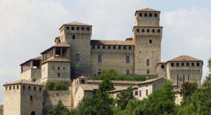 Seminario Inediti per il cantiere rossiano di Torrechiara: vicende architettoniche e decorative