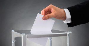 Esito delle elezioni del Consiglio 2017