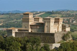 Castello di Torrechiara. La settima porta. Nuove scoperte del cantiere rossiano.