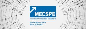 Eventi MECSPE 2018