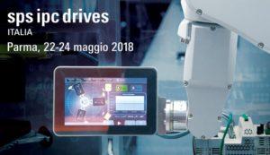 SPS IPC Drives: dal 22 al 24 maggio alle Fiere di Parma ottava edizione della più importante manifestazione italiana di automazione