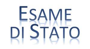 Commissione esami di Stato anno 2019